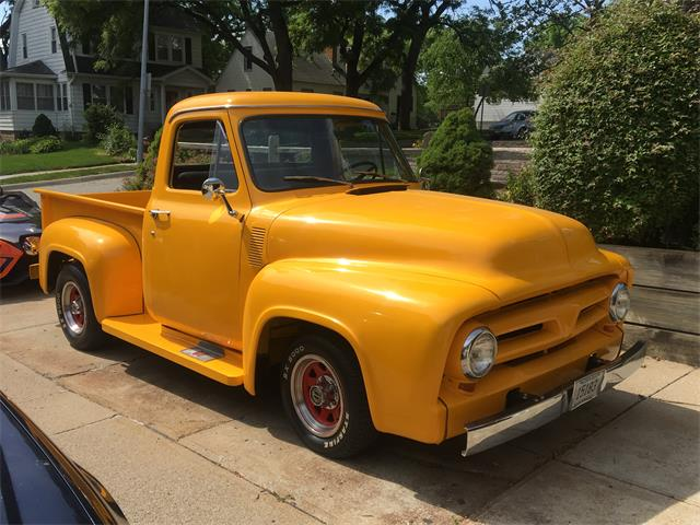 1953 Ford 1/2 Ton Pickup (CC-1230038) for sale in Omaha, Nebraska