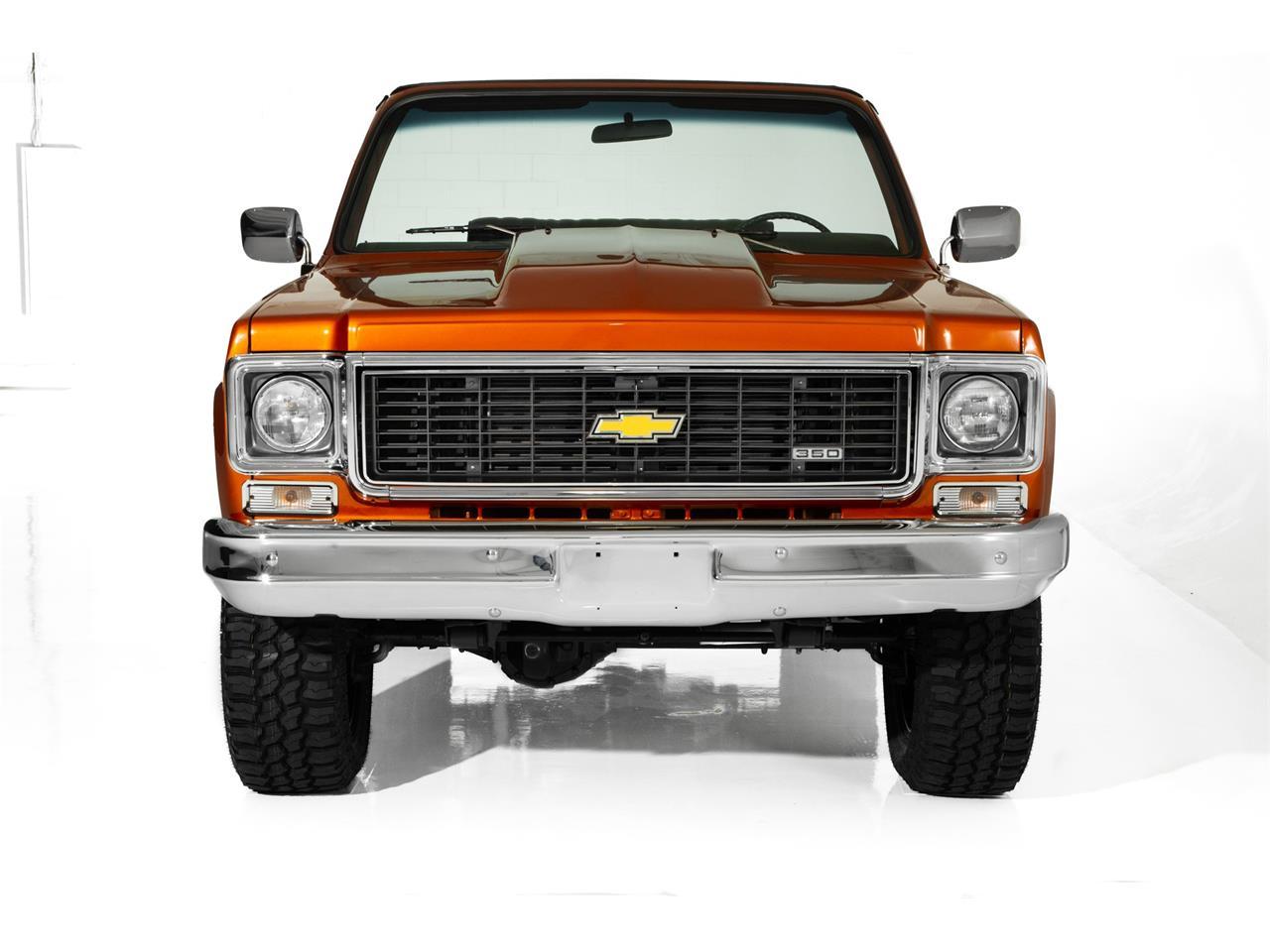 1973 Chevrolet Blazer (CC-1233813) for sale in Des Moines, Iowa