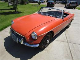 1967 MG MGB (CC-1233836) for sale in Stanley, Wisconsin