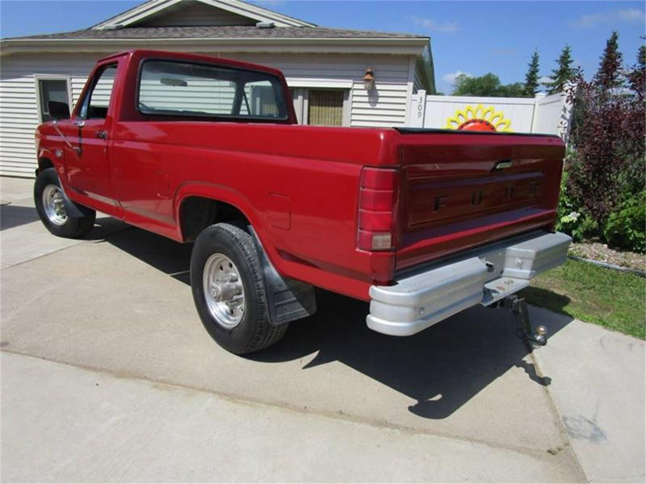 1986 Ford F250 (CC-1233842) for sale in Stanley, Wisconsin