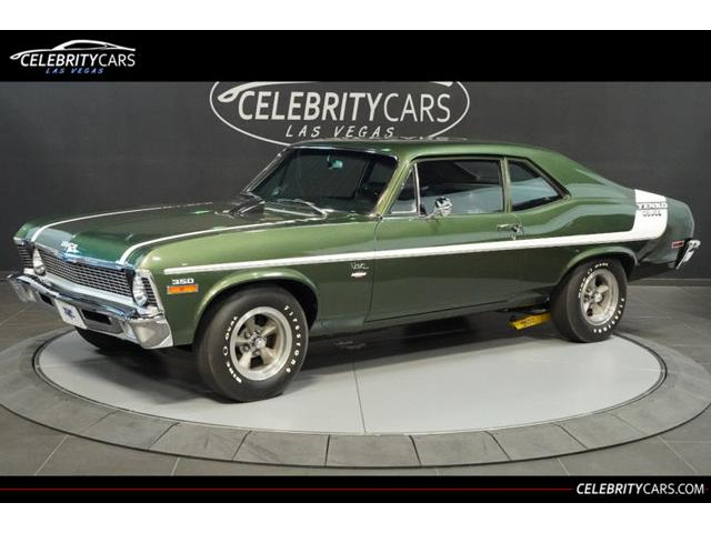 1970 Chevrolet Nova Yenko (CC-1233852) for sale in Las Vegas, Nevada