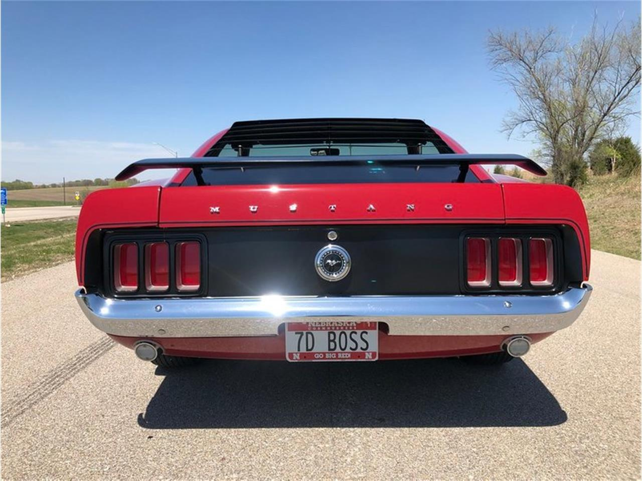 1970 Ford Mustang (CC-1233857) for sale in Lincoln, Nebraska