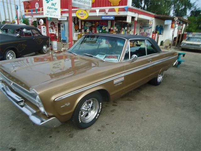 1965 Plymouth Sport Fury (CC-1233862) for sale in Jackson, Michigan