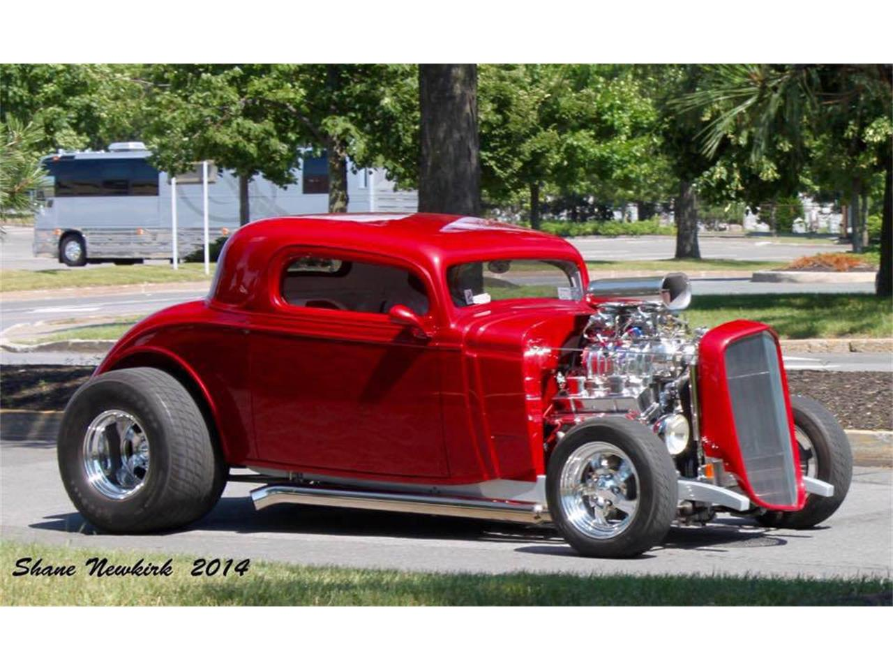 1935 Chevrolet Coupe (CC-1230387) for sale in Colonie, New York
