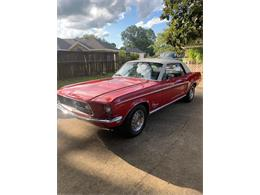 1968 Ford Mustang GT (CC-1233879) for sale in Mobile, Alabama