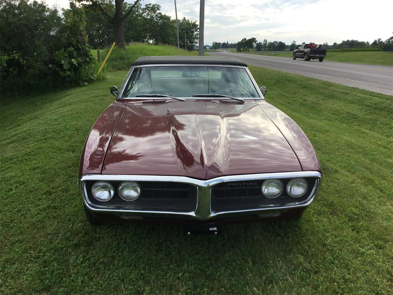1967 Pontiac Firebird (CC-1233882) for sale in Lindsay, Ontario