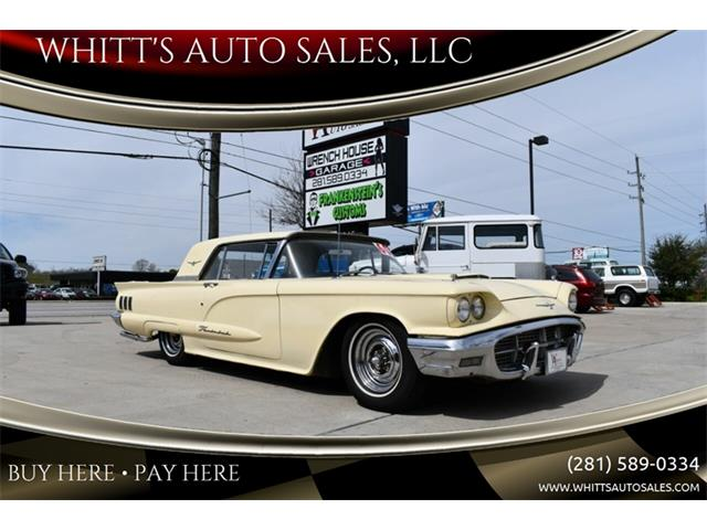 1960 Ford Thunderbird (CC-1233910) for sale in Houston, Texas