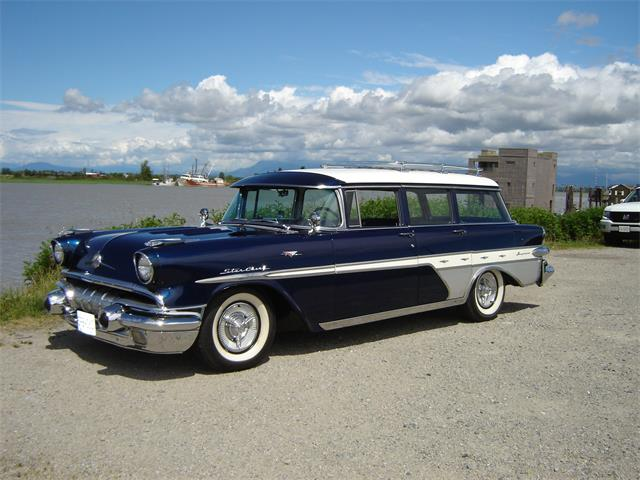 1957 Pontiac Safari (CC-1233920) for sale in Vancouver, British Columbia