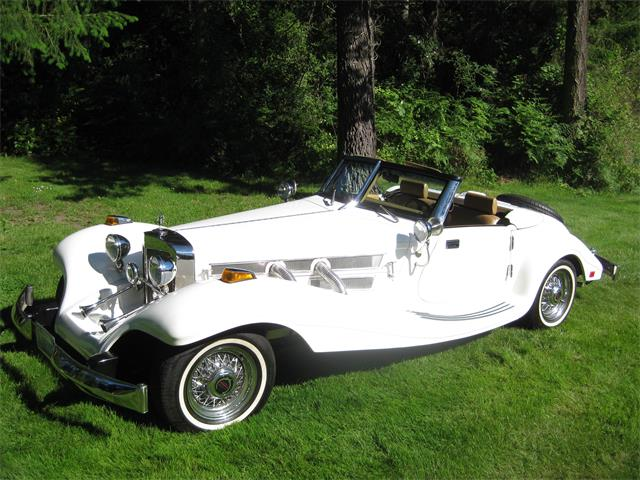 1934 Mercedes-Benz 500K (CC-1233957) for sale in FRIDAY HARBOR, Washington