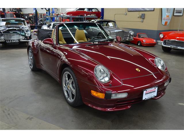 1997 Porsche 911 Carrera (CC-1233965) for sale in Huntington Station, New York