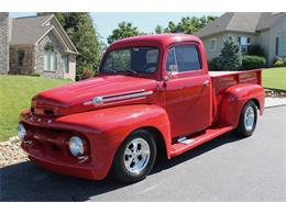 1952 Ford F2 (CC-1233971) for sale in Knoxville, Tennessee