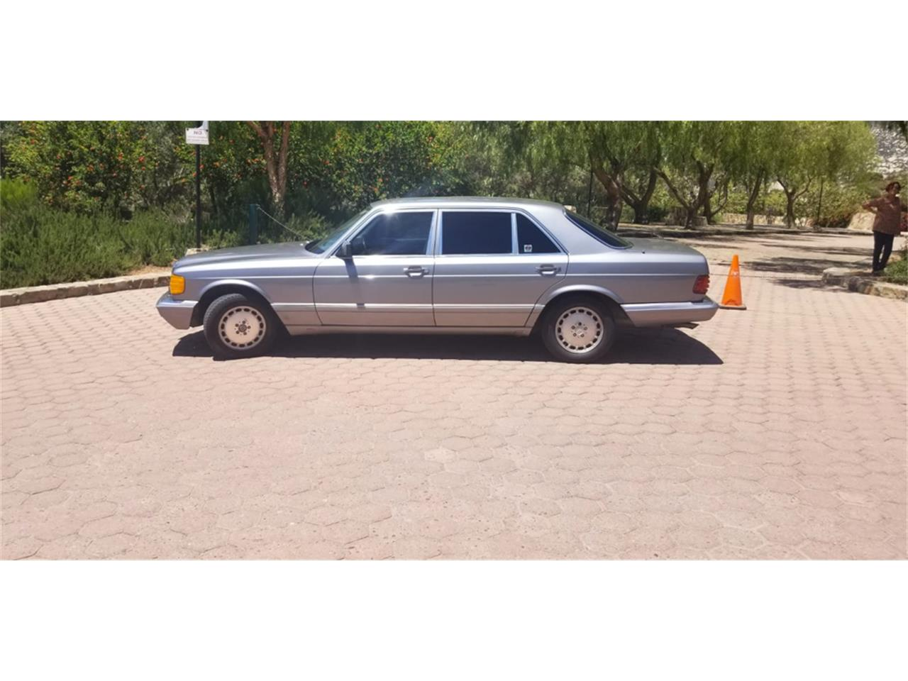 1987 Mercedes-Benz 300 (CC-1233976) for sale in Los Angeles, California