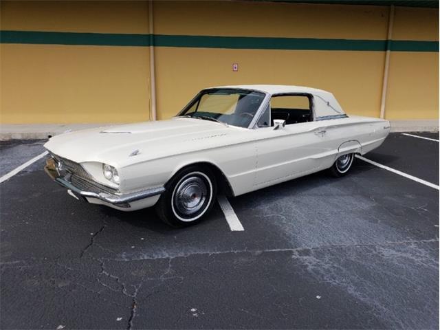1966 Ford Thunderbird (CC-1234048) for sale in Mundelein, Illinois