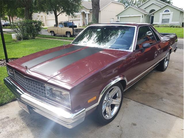 1984 GMC Caballero (CC-1234049) for sale in Mundelein, Illinois