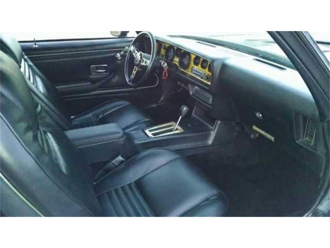 1979 Pontiac Firebird Trans Am (CC-1234066) for sale in West Pittston, Pennsylvania