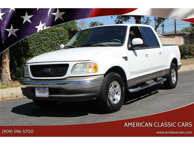 2003 Ford F150 (CC-1234068) for sale in La Verne, California