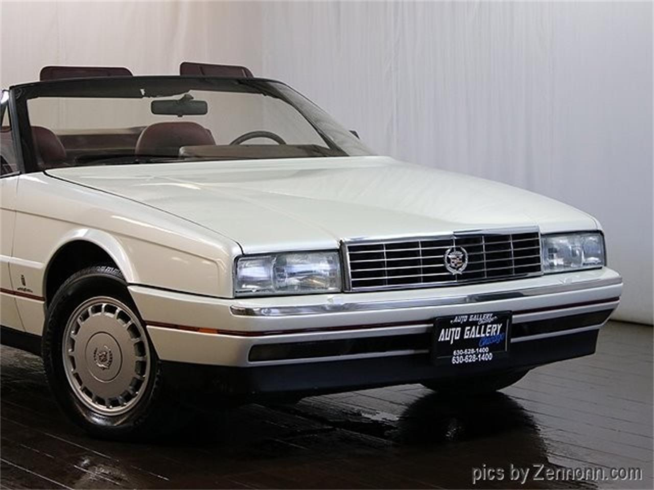 1988 Cadillac Allante (CC-1234128) for sale in Addison, Illinois