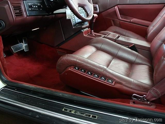 1988 Cadillac Allante (CC-1234128) for sale in Addison, Illinois
