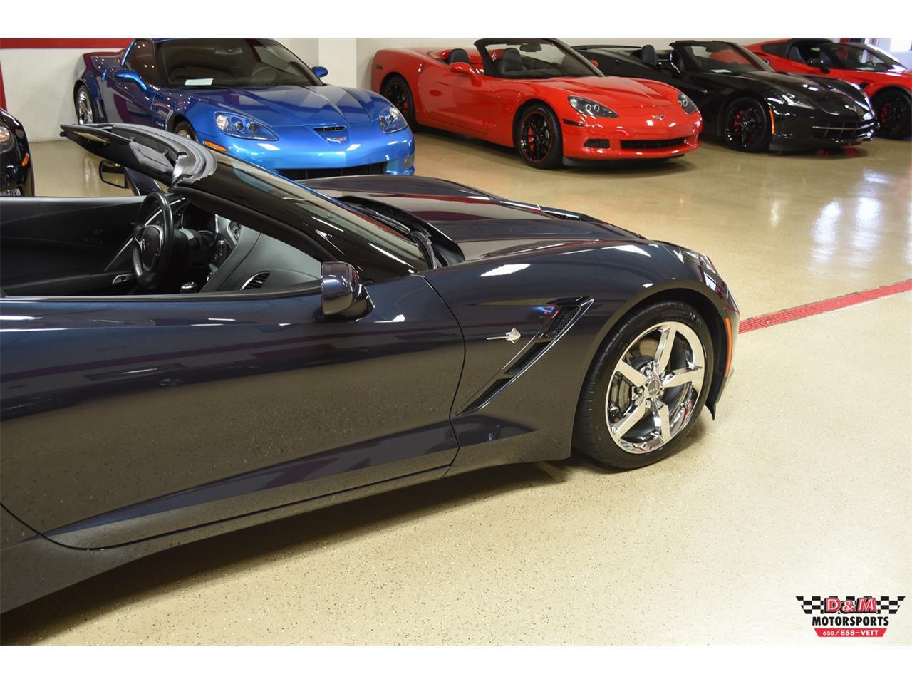 2015 Chevrolet Corvette (CC-1234172) for sale in Glen Ellyn, Illinois