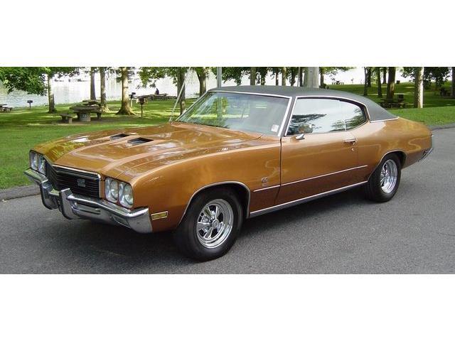 1972 Buick Gran Sport