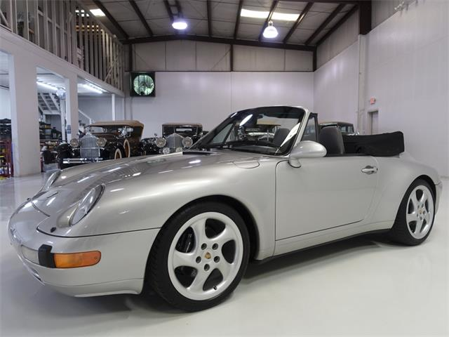 1998 Porsche 911 Carrera (CC-1234207) for sale in Saint Louis, Missouri