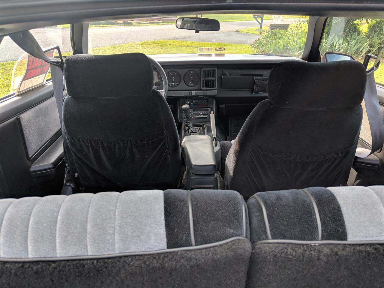 1986 Pontiac Firebird Trans Am WS6 (CC-1234225) for sale in Charlottesville, Virginia