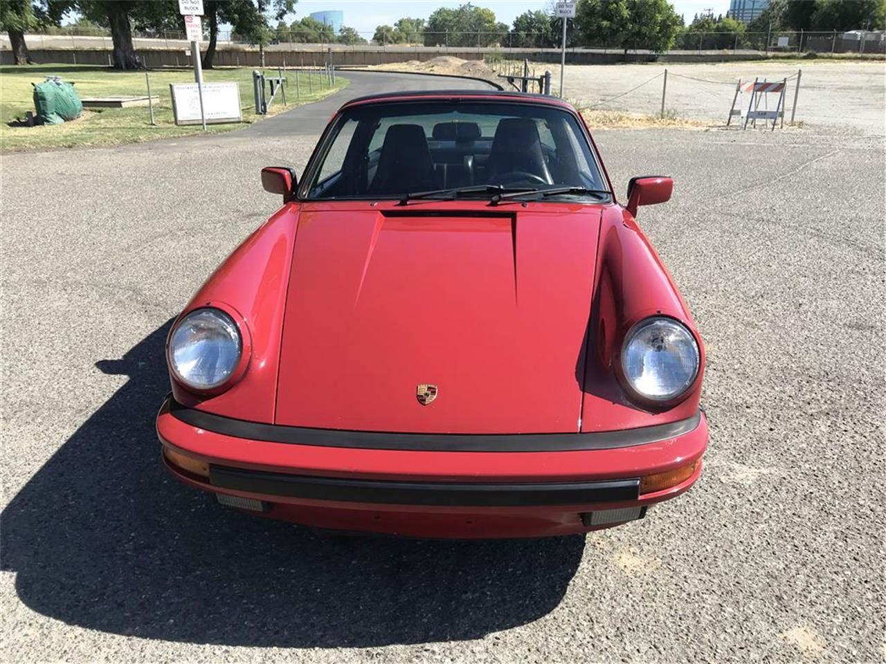 1987 Porsche 911 (CC-1234230) for sale in Sacramento, California