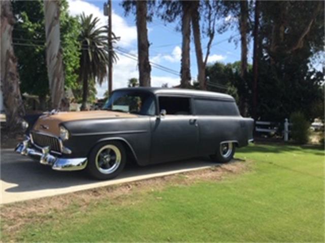 1955 Chevrolet Sedan Delivery (CC-1234239) for sale in Yorba Linda, California