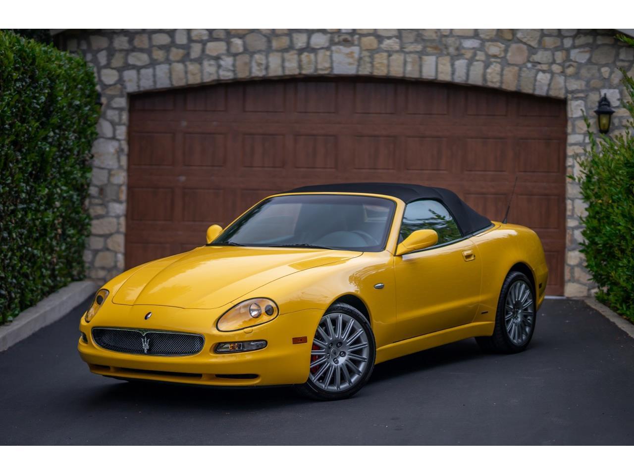 2002 Maserati Spyder for Sale   ClassicCars.com   CC-1234246