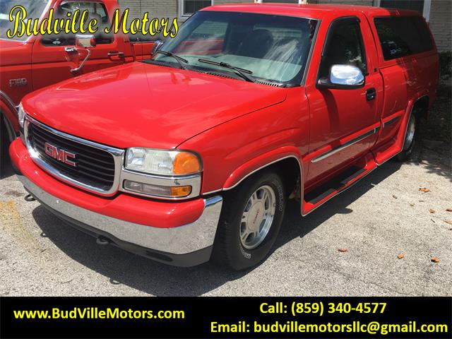 1999 GMC Sierra 1500 (CC-1234256) for sale in Paris, Kentucky