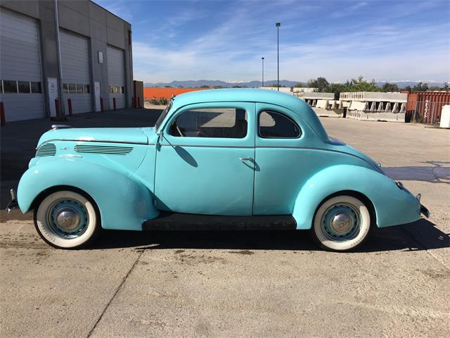 1938 Ford 5-Window Coupe