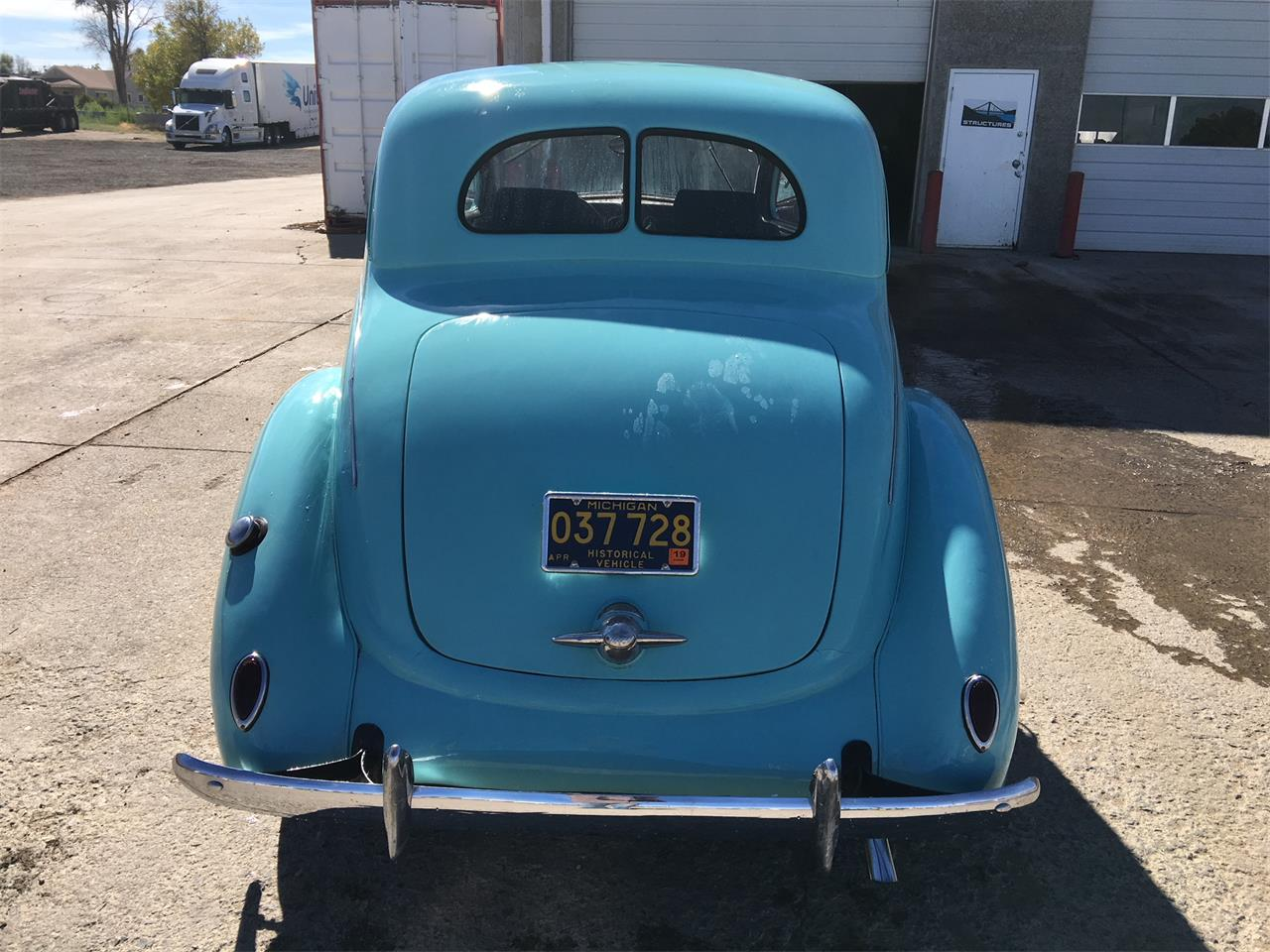 1938 Ford 5-Window Coupe (CC-1234268) for sale in Commerce City, Colorado