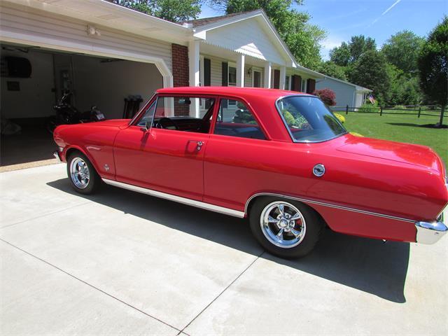 1963 Chevrolet Chevy II Nova (CC-1234271) for sale in Stow, Ohio