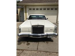 1979 Lincoln Town Car (CC-1234274) for sale in MINNEAPOLIS, Minnesota