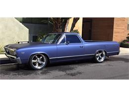 1967 Chevrolet El Camino (CC-1234277) for sale in Culver City, California
