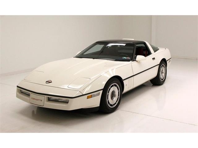 1987 Chevrolet Corvette (CC-1234286) for sale in Morgantown, Pennsylvania