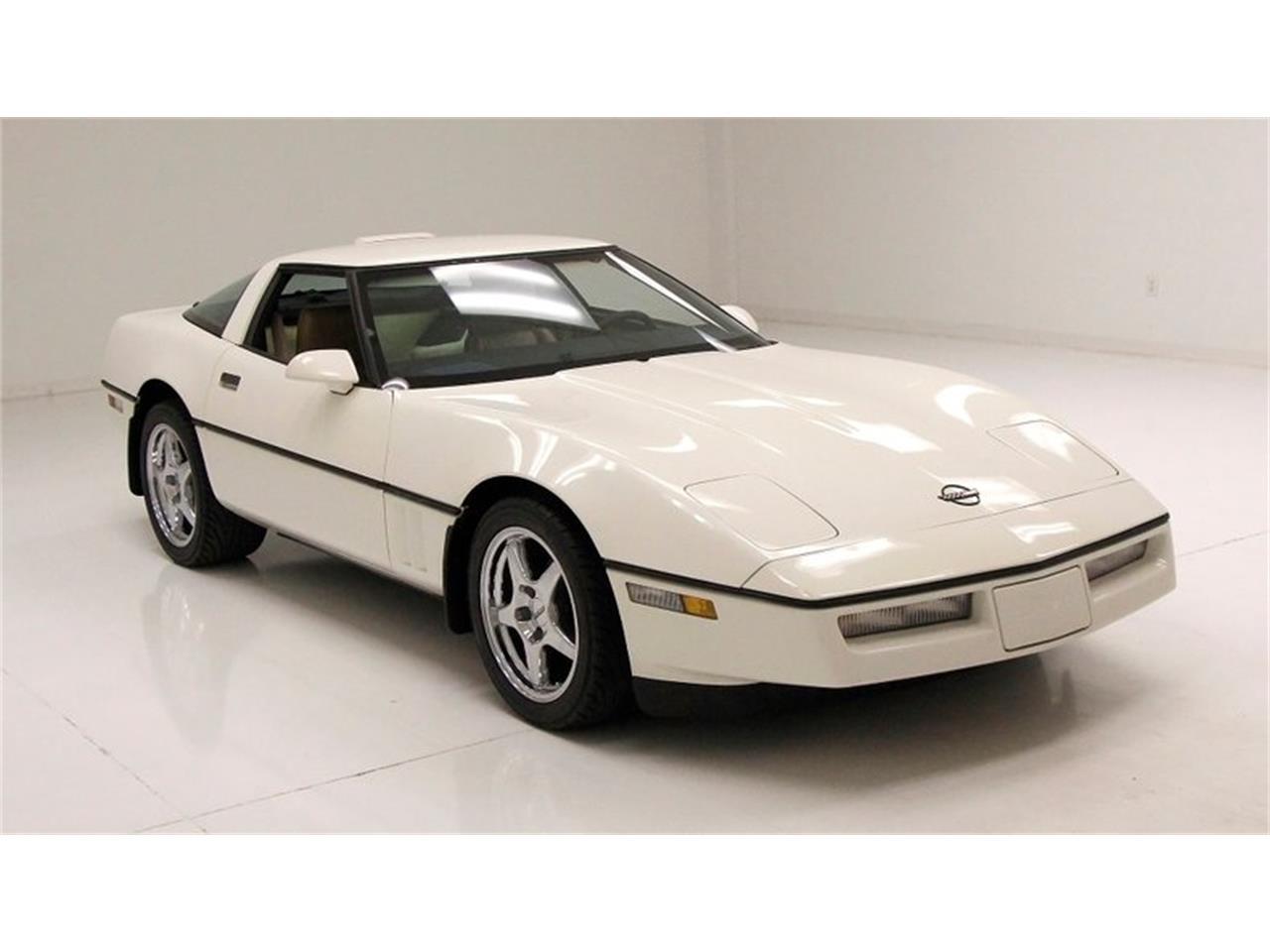 1986 Chevrolet Corvette (CC-1234287) for sale in Morgantown, Pennsylvania