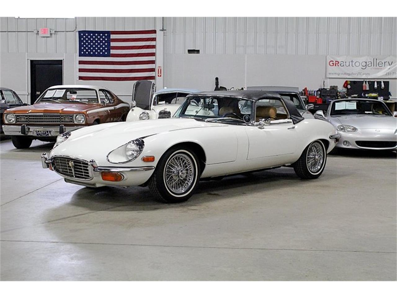 1974 Jaguar XKE (CC-1234307) for sale in Kentwood, Michigan