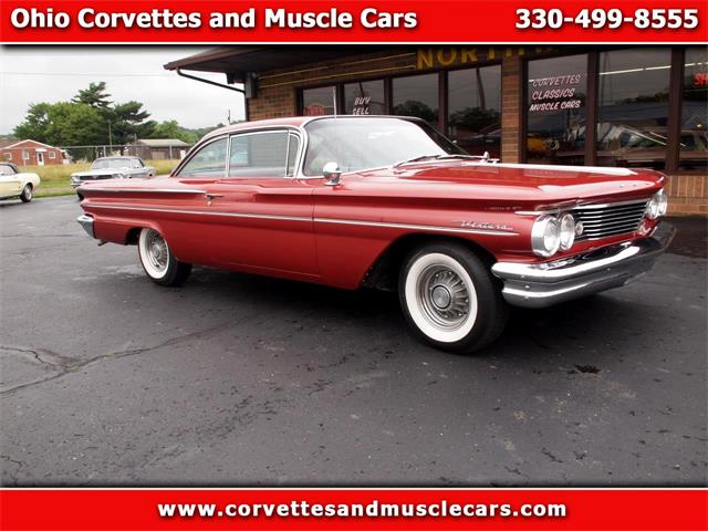 1960 Pontiac Ventura (CC-1234345) for sale in North Canton, Ohio