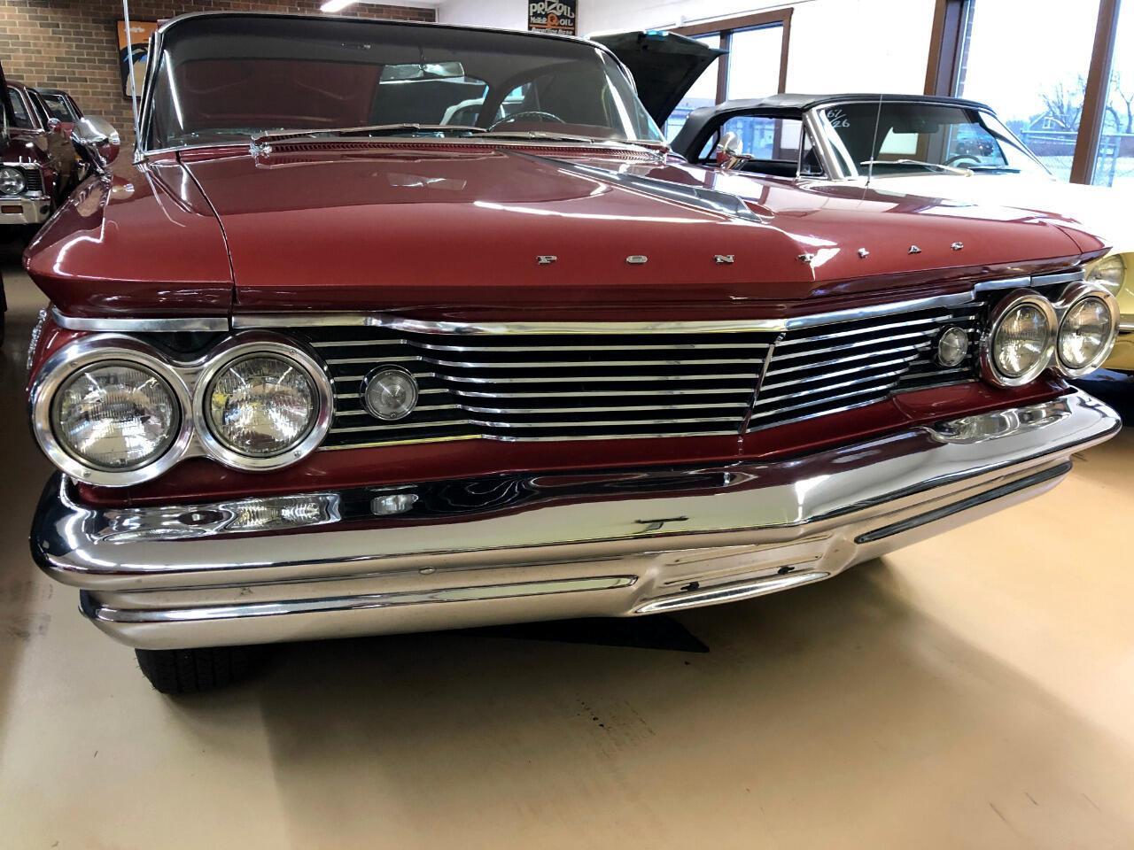 1960 Pontiac Ventura (CC-1234345) for sale in North Canton, Ohio