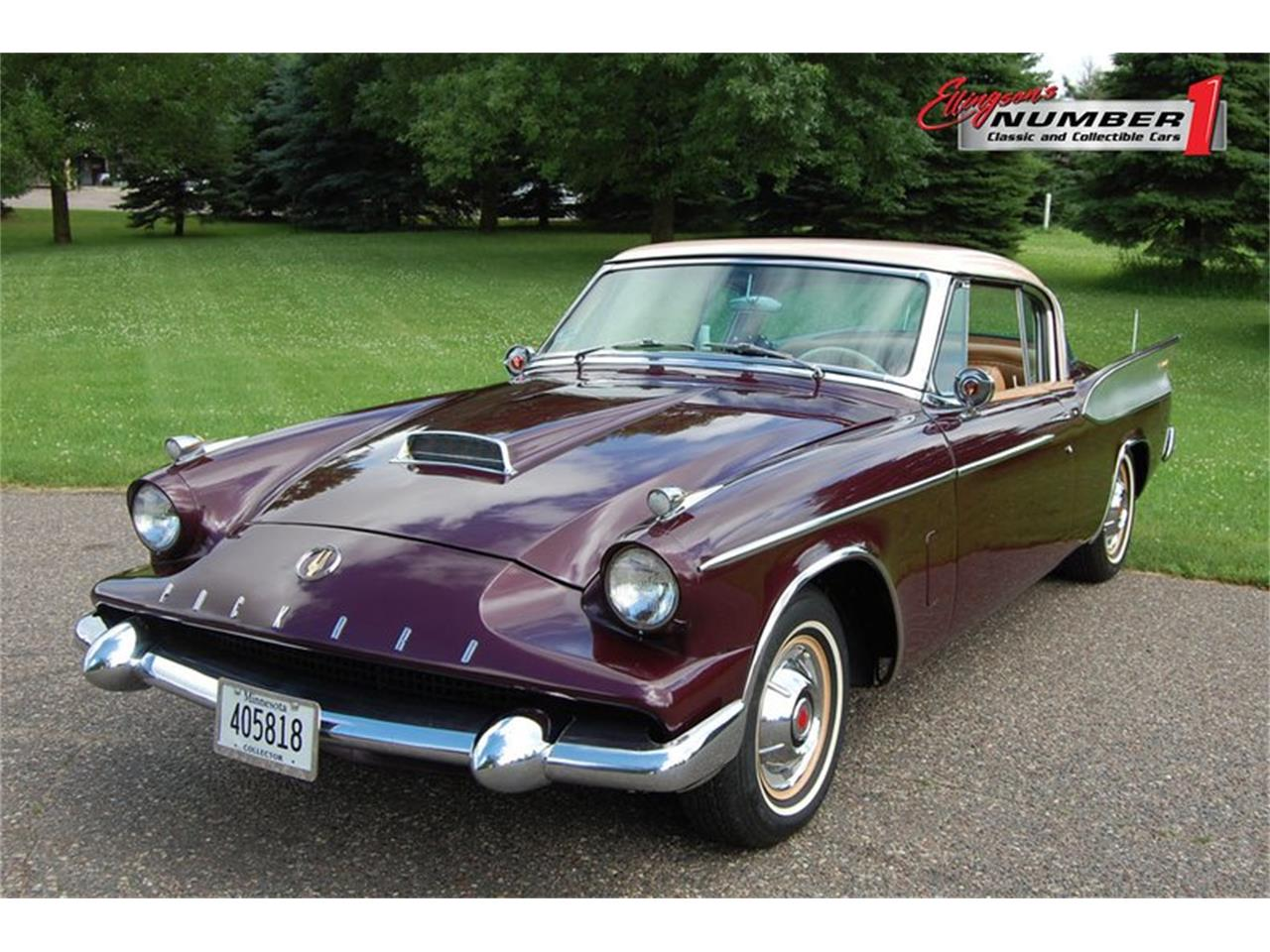 1958 Packard Hawk (CC-1234384) for sale in Rogers, Minnesota