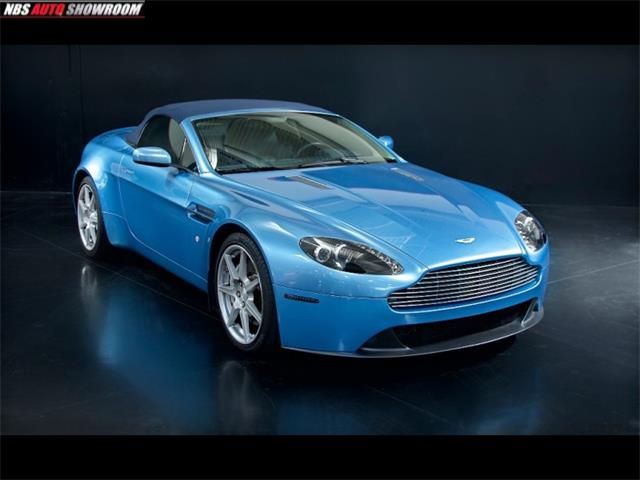2008 Aston Martin Vantage (CC-1234408) for sale in Milpitas, California