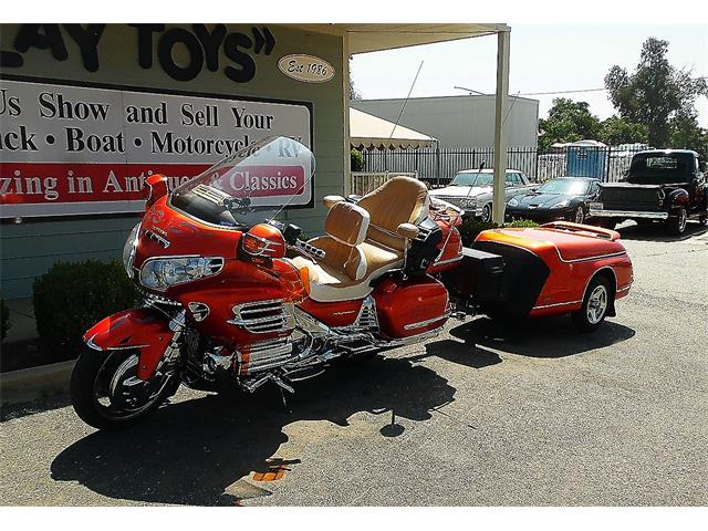 2003 Honda Goldwing (CC-1230441) for sale in Redlands, California