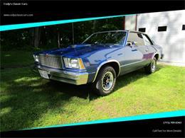 1978 Chevrolet Malibu (CC-1234421) for sale in Stanley, Wisconsin