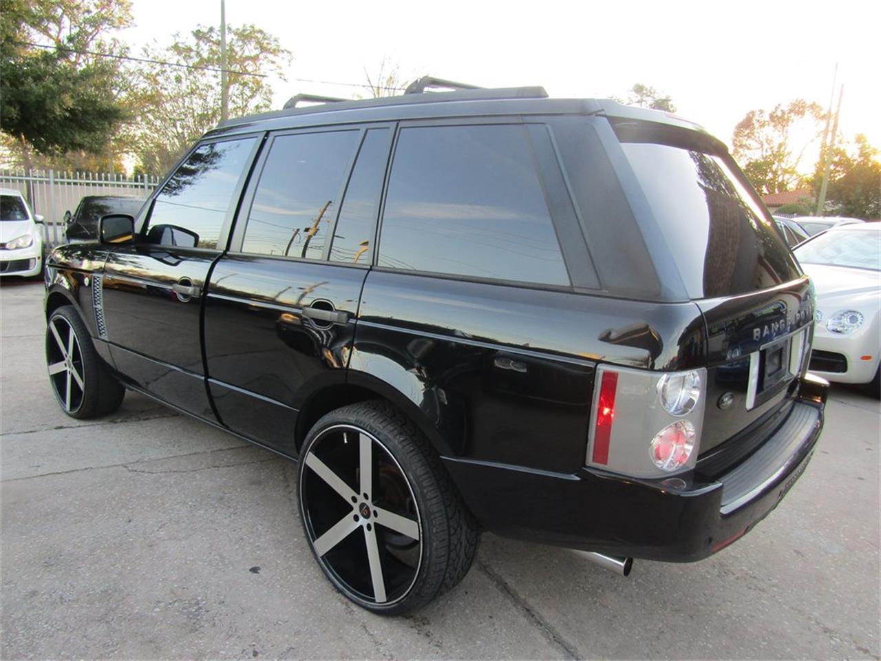 2008 Land Rover Range Rover (CC-1234428) for sale in Orlando, Florida