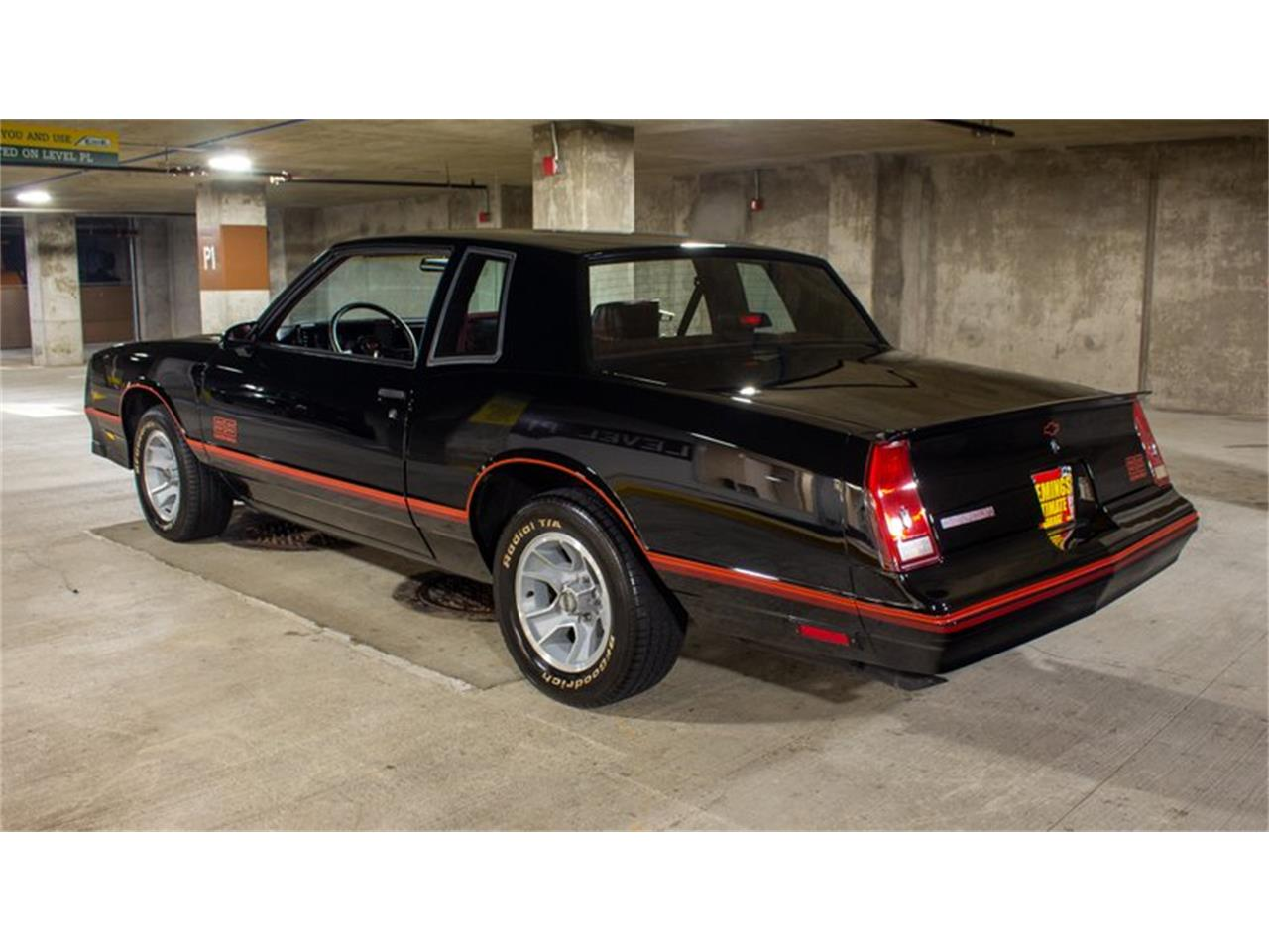 1988 Chevrolet Monte Carlo (CC-1234438) for sale in Rockville, Maryland