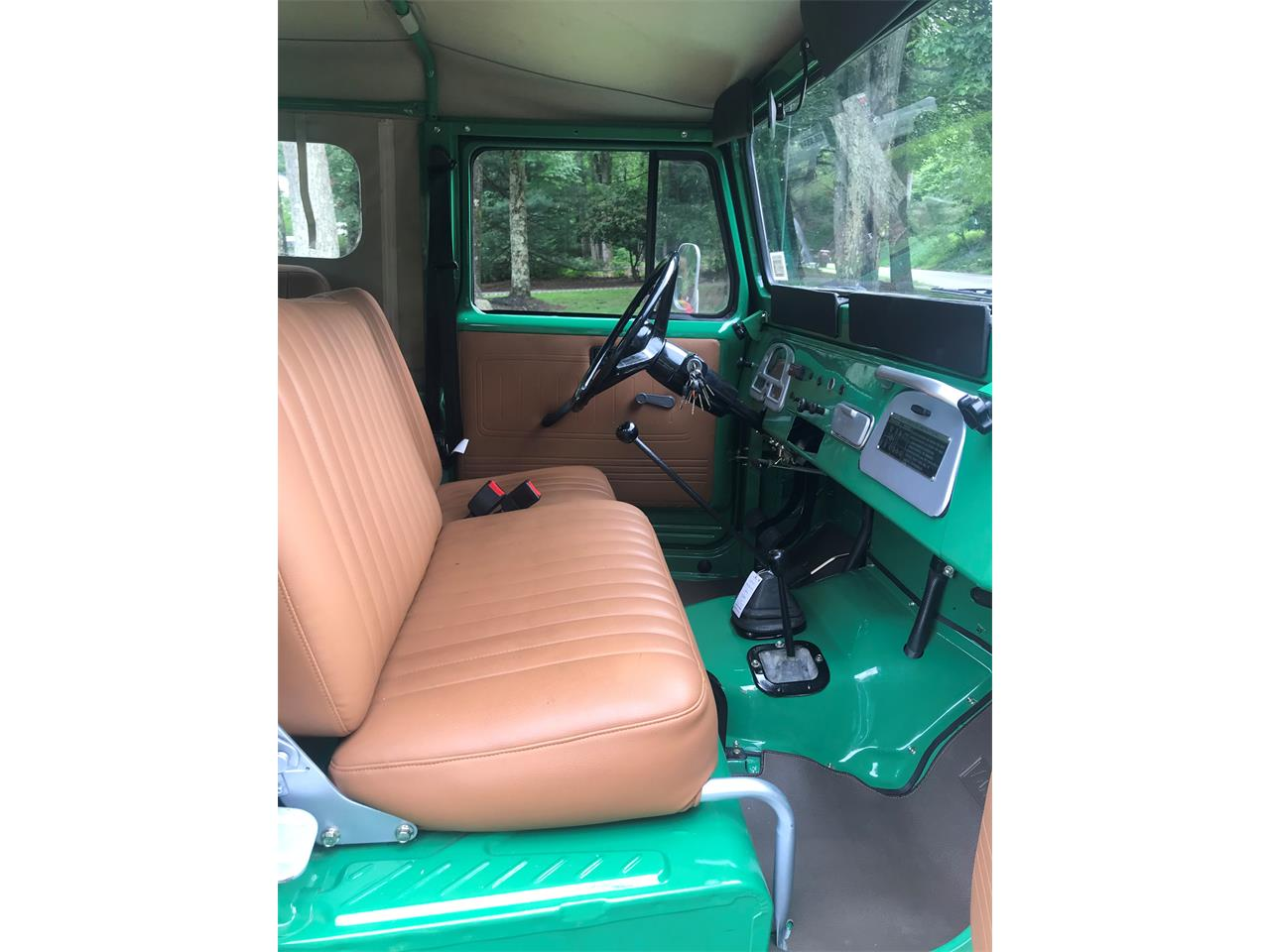 1978 Toyota Land Cruiser FJ (CC-1230445) for sale in Randolph, New Jersey