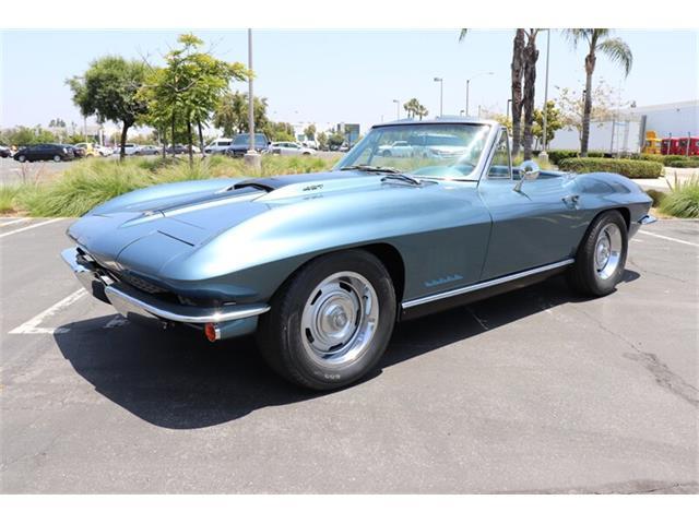 1967 Chevrolet Corvette (CC-1234488) for sale in Anaheim, California