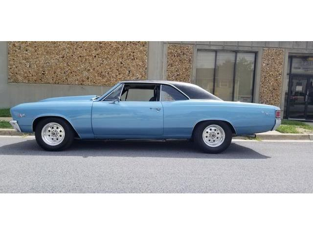 1967 Chevrolet Chevelle (CC-1234502) for sale in Linthicum, Maryland