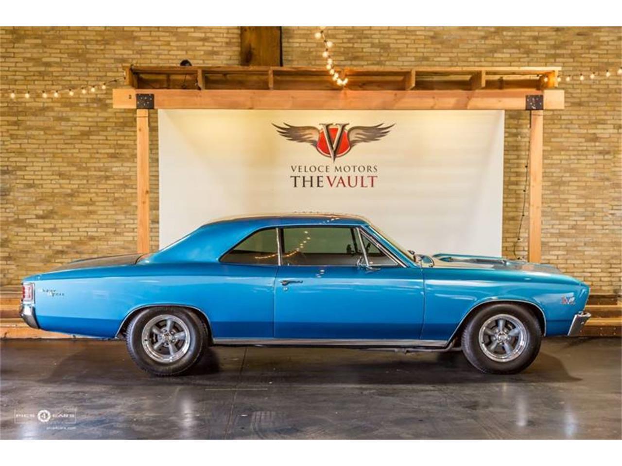 1967 Chevrolet Chevelle (CC-1234504) for sale in San Diego, California